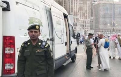 سعودی عرب میں حجاج کی شناخت کیلئے جوازات کی نئی خدمت