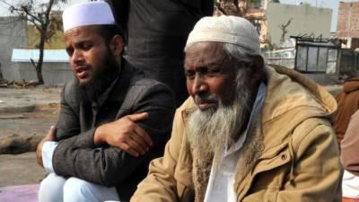بھار ت میں پناہ لیے چند روہنگیامسلمانوں کو ملک سے نکلانے کا فیصلہ
