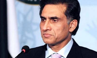 پاکستان نے دہشت گردی کے خلاف جنگ میں عظیم قربانیاں دی ہیں: اعزاز احمد چوہدری