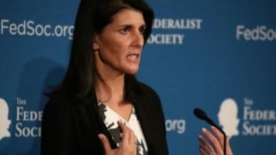 شمالی کوریا نے اقوام متحدہ میں امریکی سفیر کو سیاسی فاحشہ'قرار دے دیا