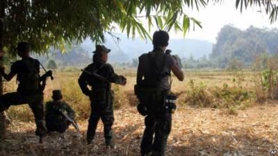 میانمار،روہنگیا باغیوں نے ایک ماہ کی یکطرفہ جنگ بندی کا اعلان کر دیا