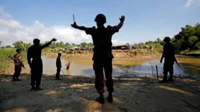 بنگلہ دیش،میانمار سرحد پر بارودی سرنگ دھماکے میں3 روہنگیا مسلمان ہلاک