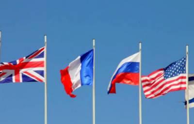 فرانسیسی صدر کا امریکااور جاپانی وزیر اعظم سے ٹیلیفونک رابطہ