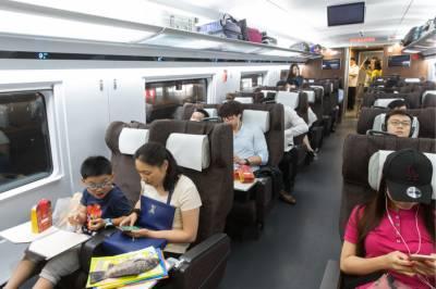 چین نے فضا میں چلنے والی ٹرین بارے تحقیقات کا آغاز کر دیا