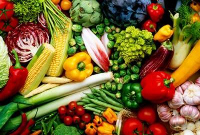 میگنیشیم والی سبزیوں اور پھلوں کے استعمال سے بلند فشار خون پر قابو
