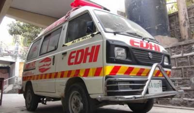 کراچی، ملیر لنک روڈ پر ٹریفک حادثہ، 6 افراد جاں بحق