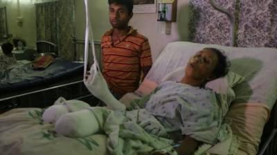 میانمار سے ہجرت کرنے والوں پر نئی آفت آن پڑی