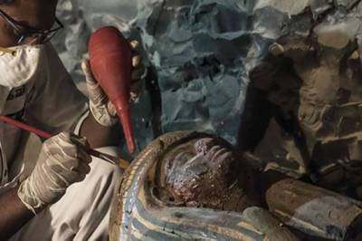 مصر میں شاہی سنار کا مقبرہ دریافت ہو گیا