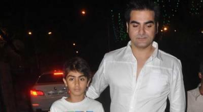ملائکہ سے علیحدگی کے بعد ارباز خان بیٹے کیلئے پریشان