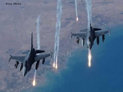 شام میں انوکھا فضائی حملہ،ہلاکتیں ہی ہلاکتیں
