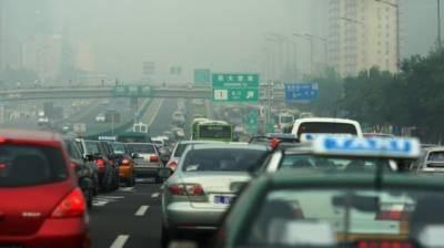 چین میں پیڑول و ڈیزل والی گاڑیوں پر پابندی