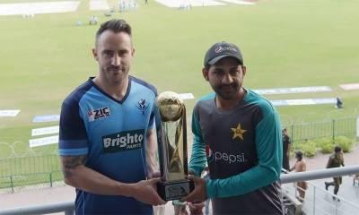 پاکستان نے ورلڈ الیون کو 20 رنز سے شکست دیدی