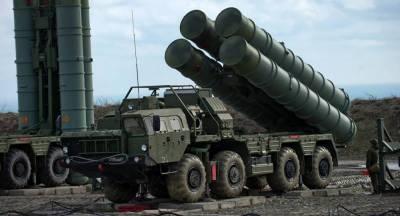 ترکی کا روس کے ساتھ S-400میزائل نظام خریدنے کا معاہدے