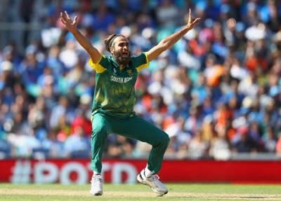 ہمیشہ چاہتا تھا پاکستانی شائقین کے سامنے کھیلوں ، عمران طاہر