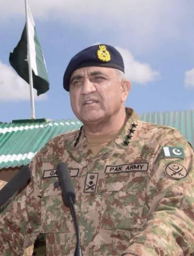 پاکستان اور آسٹریلیا کے درمیان باہمی تعلقات میں اضافے کے خواہاں ہیں، آرمی چیف