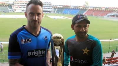 دوسرا ٹی 20: پاکستان کا ٹاس جیت کر پہلے بیٹنگ کافیصلہ