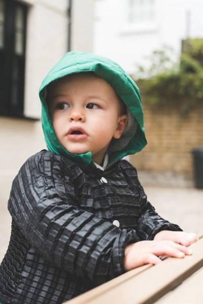 ایسا لباس ایجاد جو بچوں کے ساتھ بڑھتا رہے گا