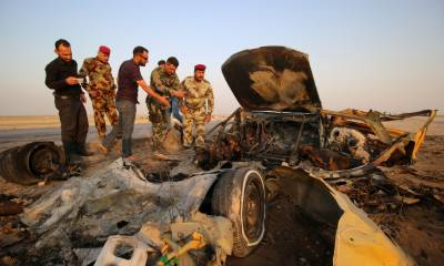 جنوبی عراق میں داعش کا حملہ، ہلاکتوں کی تعداد 74 ہو گئی
