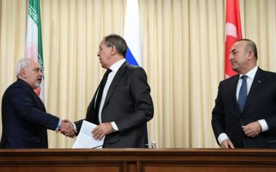 ترکی ، روس اور ایران کا شام میں ''سیف زون'' سمجھوتے پر اتفاق ہو گیا