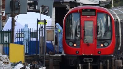 لندن میٹرو ٹرین دھماکے کا حملہ آور گرفتار،شناخت کرلی گئی