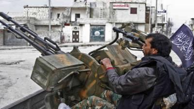 شام میں عسکری تنظیمیں روس اورامریکا سے سمجھوتہ نہ کریں،حمزہ بن لادن