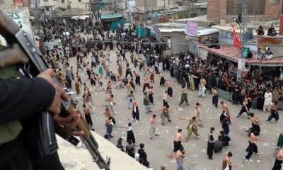 محرم الحرام کے دوران ماتمی جلوسوں کو فول پروف سیکیورٹی فراہم کی جائے، سی ٹی او راولپنڈی