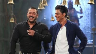 """شاہ رخ خان نے """"دھوم 4' ' میں سلمان خان کی جگہ لے لی"""