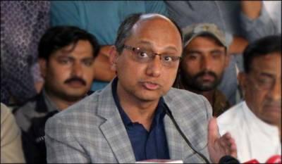 متحدہ اور تحریک انصاف کا کراچی میں خفیہ الائنس رہا، سعید غنی کا دعویٰ