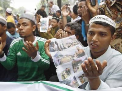 میانمار کا حالیہ بحران روہنگیا مسلمانوں کا اپنا پیدا کردہ ہے،فوج