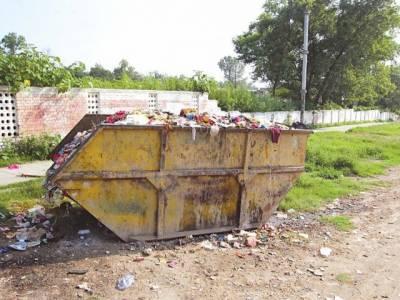 اسلام آباد کے کوڑے کو سائنسی طریقہ سے تلف کرنے کا منصوبہ شروع نہ ہو سکا