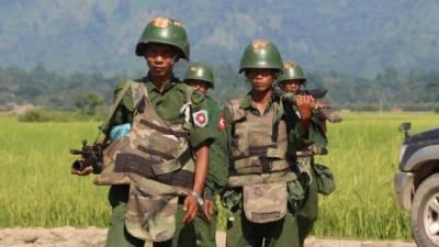 میانمار پر سخت اقتصادی و عسکری پابندیوں کی سفارش کر دی گئی