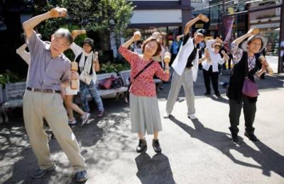 جاپان میں 90 سال سے زیادہ عمر کے افراد کی تعداد 20 لاکھ سے متجاوز
