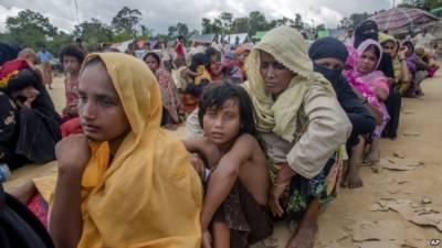 شاہ سلمان کا روہنگیا مہاجرین کے لیے 1.5 کروڑ ڈالر کا اعلان