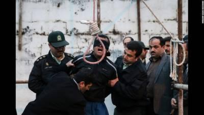 سات سالہ بچی سے زیادتی کرنے والے کو ایران میں عبرت کا نشان بنا دیا گیا