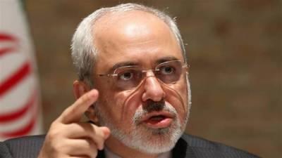 ٹرمپ کی تقریر لفاظی، من گھڑت، بے بنیاد اورغیر منطقی ہے، ایرانی وزیر خارجہ