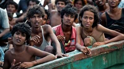 روہنگیا مسلمانوں کے لئے امریکا نےملین ڈالزر کی امداد کا اعلان کر دیا