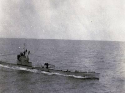 پہلی جنگ عظیم کے دور کی آبدوز سمندر سے بر آمد