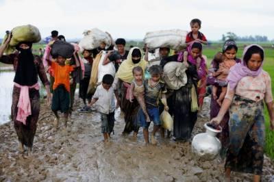 امریکہ روہنگیا مسلمانوں کو 3کروڑ 20لاکھ ڈالر کی امداد فراہم کرے گا