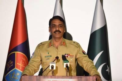 دہشت گردوں کو فاٹا میں دوبارہ پنپنے نہیں دیں گے، میجر جنرل آصف غفور