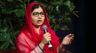 ملالہ یوسف زئی کی معروف بالی ووڈ اداکارہ سے ملاقات