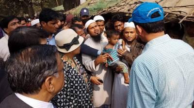 سعودی ٹیم روہنگیا مسلمانوں کے حالات کا جائزہ لینے بنگلہ دیش کا دورہ کرے گی
