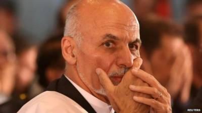 پاکستان میں دہشتگردوں کے ٹھکانے ختم ہونا ضروری ہے، افغان صدر