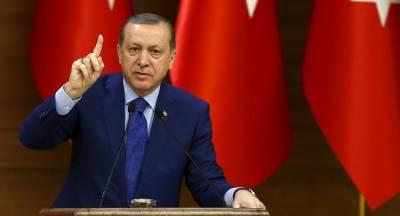 """تر ک صدرکی""""اسلامی دہشتگردی""""کے لفظ پر سخت الفاظ میں تنقید"""