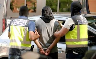 بارسلونا حملوں میں ملوث ہونے کے الزام میں ایک شخص گرفتار