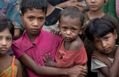 نقل مکانی کرنے والے روہنگیا پناہ گزینوں میں 60 فیصد بچے ہیں، یونیسیف