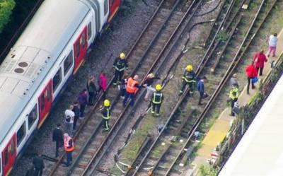 لندن ریلوے اسٹیشن پر حملے میں ملوث 18 سالہ لڑکے پر فرد جرم عائد کر دی گئی