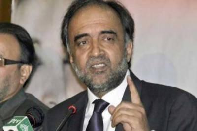 سابق صدر پرویز مشرف ماضی میں بھی ایسی سازشیں کرتے رہے ہیں, قمر زمان کائرہ