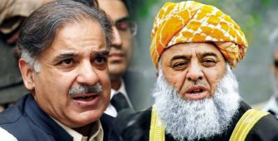 وزیراعلی پنجاب کی فضل الرحمان سے اہم ملاقات، بھارتی فوج کی جانب سے بلااشتعال فائرنگ کی شدید مذمت