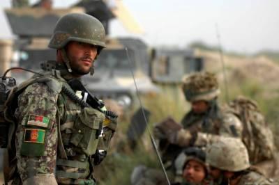 افغان سیکورٹی فورسز کے ساتھ جھڑپوں میں 8طالبان ہلاک
