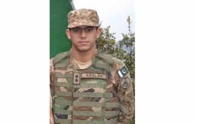 خیبر ایجنسی، دہشت گردوں کی چیک پوسٹ پر فائرنگ، لیفٹیننٹ ارسلان عالم شہید